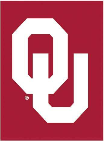 Oklahoma Sooners NCAA Logo Vinyl Decal Sticker
