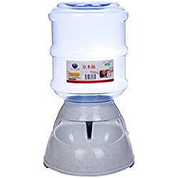 SELMAI Automatic Water Dispenser Pet Fountains for Small Dogs Cat Self Feeders 3.5L