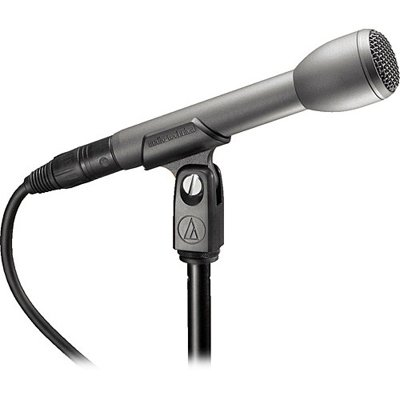 Audio-Technica Dynamic Microphone - Directional Omni Technica Microphone Audio
