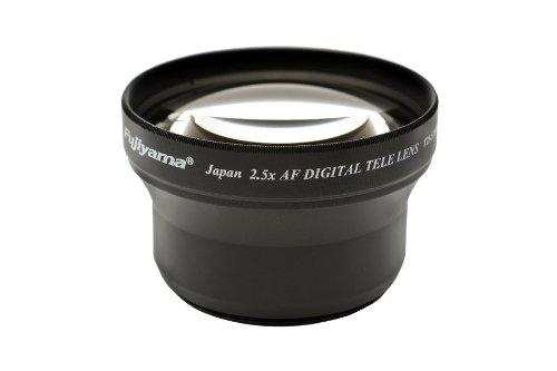 Fujiyama 2.5x Tele converter for Leica D-LUX 5 by Fujiyama