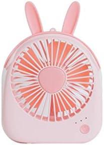 A69Q卓上扇風機 手持ち扇風機 携帯扇風機 ハンドファン USBファン 冷却ファン デスクトップファン ミニファン ミニ扇風機 可愛いファン 静音 熱中症対策 人気 寝室/家庭/オフィス/アウトドア/旅行に適用 (ピンク)