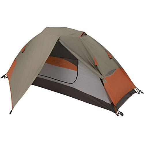 ALPS Mountaineering Koda 1 Tent: 1-Person 3-Season Orange/Grey, One Size