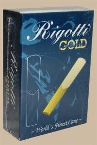Rigotti gold jazz force 3 x10 Soprano Saxophone Reed