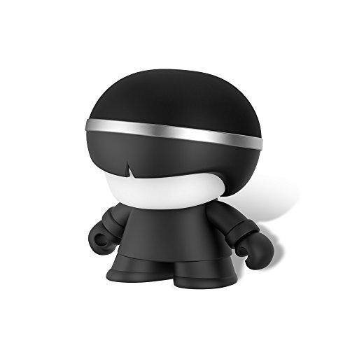 Mini X Boy Bluetooth Wireless Speaker Black