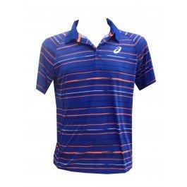 ASICS Padel Graphic - Polo, Color Azul, Talla M: Amazon.es ...