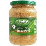 Jolly Organics Sauerkraut 680g