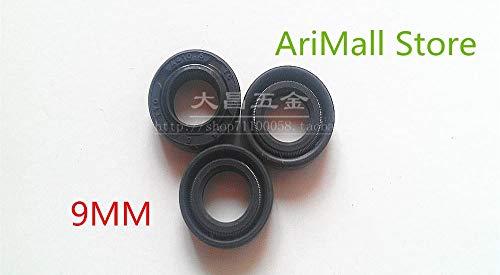 KIMME 20pcs Taiwan TTO Brand Oil Seal Passes Through 9MM Skeleton Oil Seal Bridge Seal Ring. -  N5-CUEI-M713