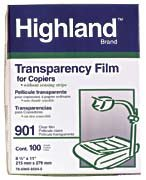 MMM901-3m Transparency Film for ()
