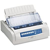 OKI62418703 - Oki ML420N Nine-Pin Dot Matrix Printer