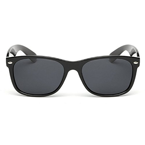 Dirty Martini Costume (LOMOL Fashion Classic Polarized UV Protection Wayfarer Driver Sunglasses(C1))