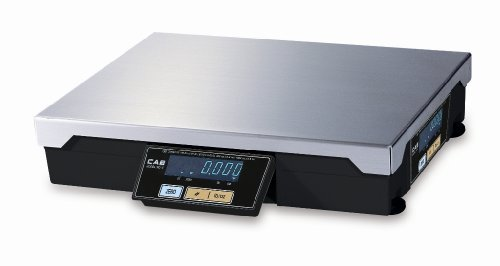 CAS PD-2 POS/Checkout Scale, LB & OZ Switchable, 60 x 0.01 lbs, Legal-for-Trade (Cas Pd 2 compare prices)