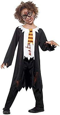 Fancy Ole - Disfraz de Zombi para niña, Ideal para Halloween ...