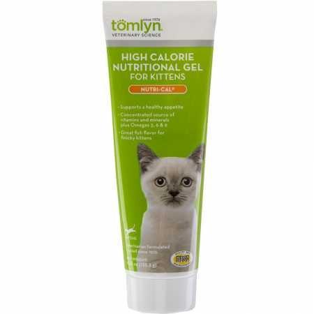 Tomlyn High Calorie Nutritional Gel for Kittens (Nutri-Cal) 4.25 oz