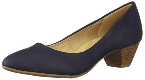 CL by Chinese Laundry Women's Amazed Pump, Navy Nubuck, 7 M US
