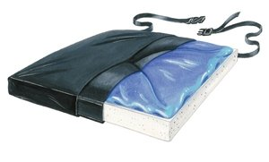 - Skil-Care Gel-Foam X-Cushion, w/Coccyx Cutout, LS I, 20