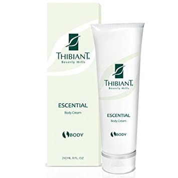 Thibiant Beverly Hills Escential – Body Cream Concentrated Lipid Restorative Cream and a Deep, Hydrating Treatment to Help Firm, Tone, and Replenish Essential Moisture Levels in the Skin