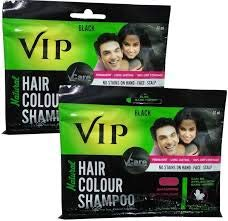 588949fbb Image Unavailable. Image not available for. Colour  VIP Hair Colour Shampoo  ...