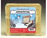 Pine Tree Farms 1431 Hi Energy Suet Seed Cake, 3 Pounds, My Pet Supplies