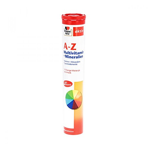Doppelherz A-z Multivitamin+mineralien Brausetable 15 stk