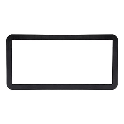 Pilot Automotive Pilot WL170-E1 Stretchable Urethane License Frame Trim