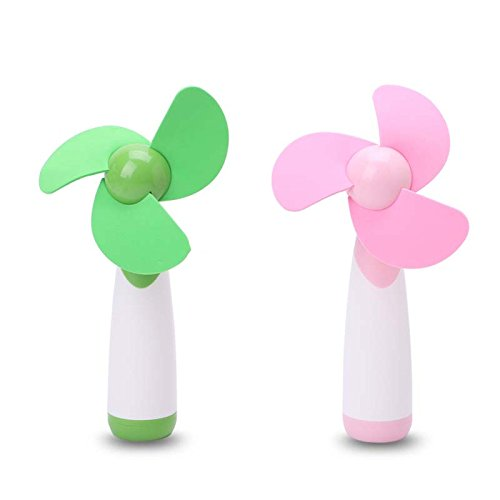 New Mini Fan Super Mute Battery Operated For Cooling #Y05# #C05#