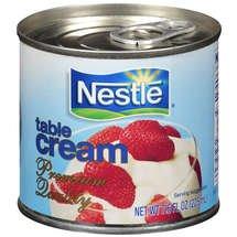 Nestle Table Cream Premium Quality 7.6oz (8 Pack)