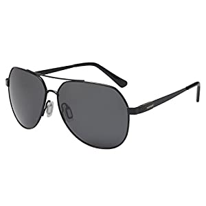 AORON Square Aviator Polarized Sunglasses for Men and Women 56mm A315
