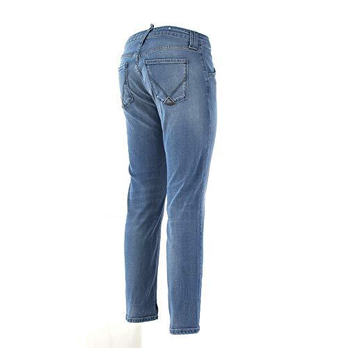 Elionor Luinil Jeans Donna Roy 29 Blu Roger's wn68xqIRZ