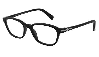 Calvin Klein CK Eyeglasses CK7105 001 Black Demo 48 18 135