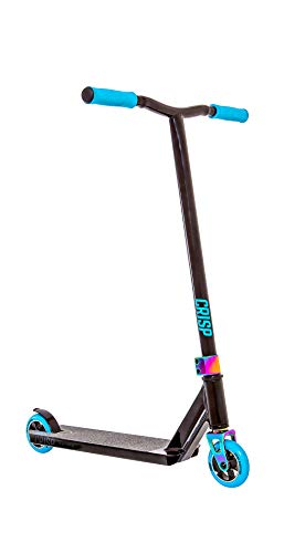 Scooter Crisp Switch Neo Chrome Pro (Negro Neo Azul)