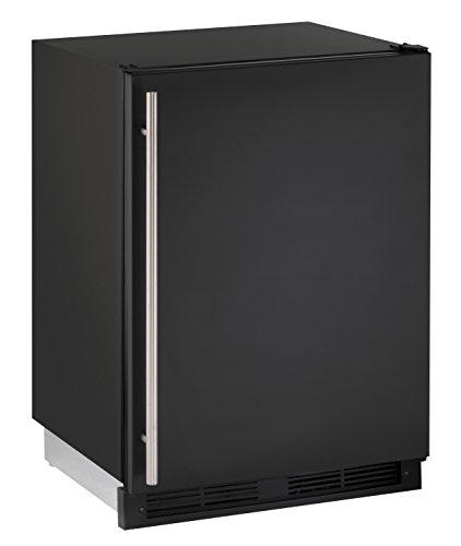 U-line White Refrigerator - U-Line U-1224RFB-00B 24