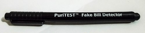 Counterfeit Money Detector Pen Bill Marker Fake Note Currency Thief Buy1get1FREE (Marker Us Currency)