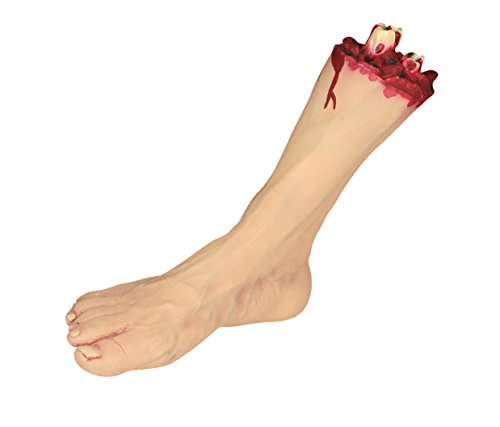 Realistic Severed Foot Prop