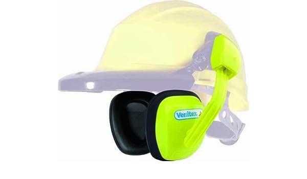 Venitex SNR29 dB SuzukaHiVis - Protectores auditivos para cascos Zircon 1, Diamond V y Quartz III: Amazon.es: Bricolaje y herramientas