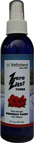 Wellinhand's Zero Zitz! Emergency Power Astringent Toner 6 oz