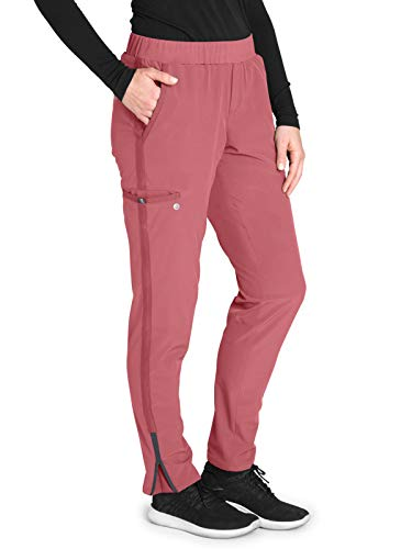 (Barco One Wellness BWP505 Cargo Pant Canyon Rose M)