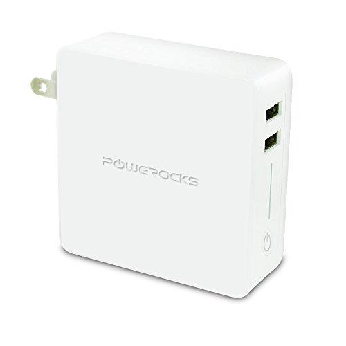 POWEROCKS Tetris 2 6000mAh Universal Extended Battery, White