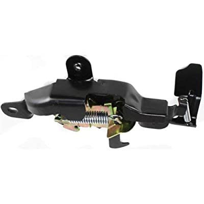 Hood Latch Compatible with Toyota Tacoma 2001-2004 Assembly: Automotive