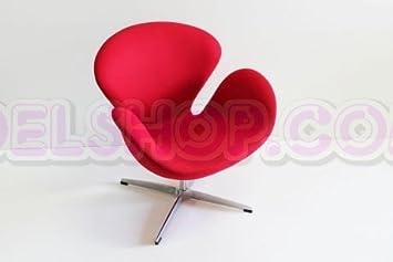 Idelshop Sessel Swan Chair Schwan Von Jacobsen Amazonde Küche