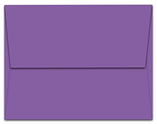 Buy purple a6 envelopes