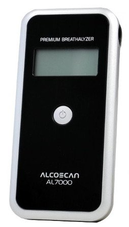 ETILOMETRO DIGITALE PORTATILE AL 7000 Lite con Sensore sostituibile