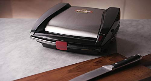 Johnsonville Sizzling Sausage Electric Indoor Grill