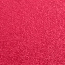 Circle Golf Leather Bag Tag , Pink