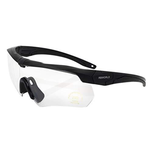 Jeeke RockBros Cycling Outdoor Sports Goggles Bike Polarized Glasses Sunglasses 3 Lens,for Women Man Classic Retro Designer Style