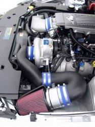 Vortech 4FU218-028SQ Polished High Output Supercharger Kit
