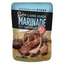 Lime Marinade Steak - Frontera Carne Asada Marinade, 6 Ounce - 6 per case.