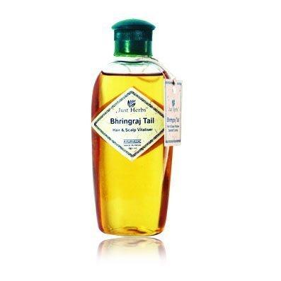 Just Herbs - Bhringraj Tailam - Fortifying Hair Oil - 100ml