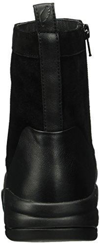 Geox para Mujer Botines D BLACKC9999 Schwarz C Sfinge RrvRf