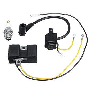 Ignition Coil Spark Plug Engine Harness Rebuild - - Clutch Helix