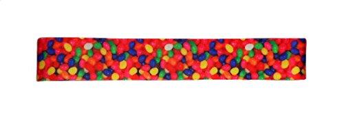 - Candy Bandz Elastic Print Headband (Jelly Beans)